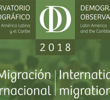 ÚLTIMAS NOTICIAS LATAM. OBSERVATORIO DEMOGRÁFICO DE AMÉRICA LATINA 2018 | Demographic Observatory of Latin America 2018