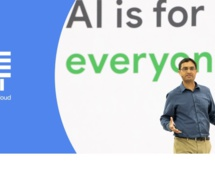 GOOGLE NEXT'19. LA INTELIGENCIA ARTIFICIAL ES PARA TODOS.
