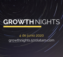 CDMX. EVENTOS QUE NO TE PUEDES PERDER. Growth Nights IS BACK!